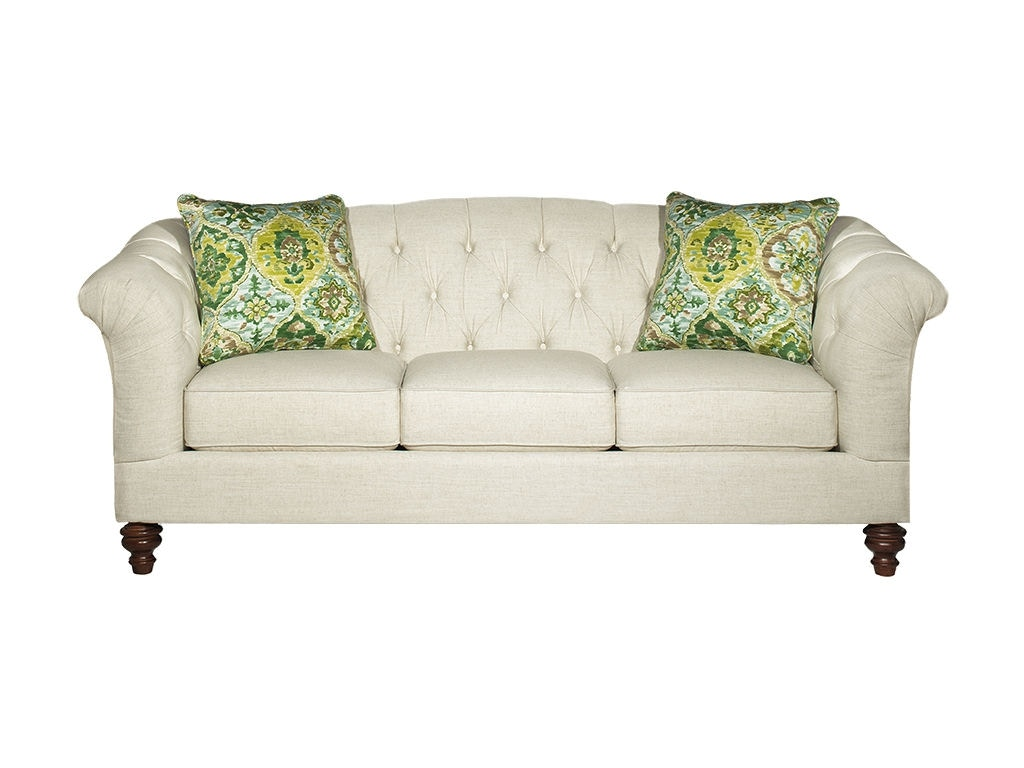 Craftmaster Living Room Taj Mahal Sofa 737750 Norwood Furniture