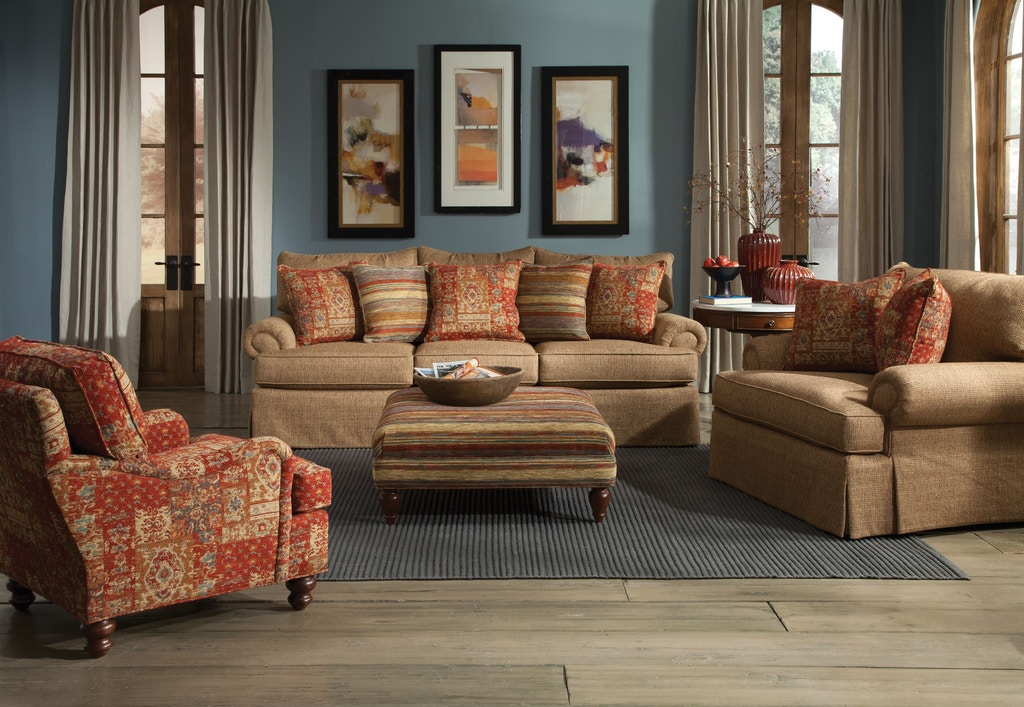 Craftmaster Living Room Sofa 927550 - Norwood Furniture