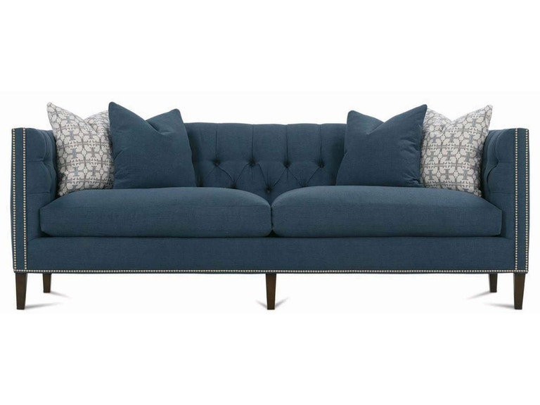 Robin Bruce Brette Two Cushion Sofa 033