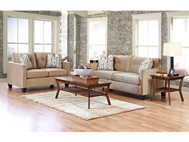 Living room sofas norwood furniture gilbert chandler for Living room queen creek