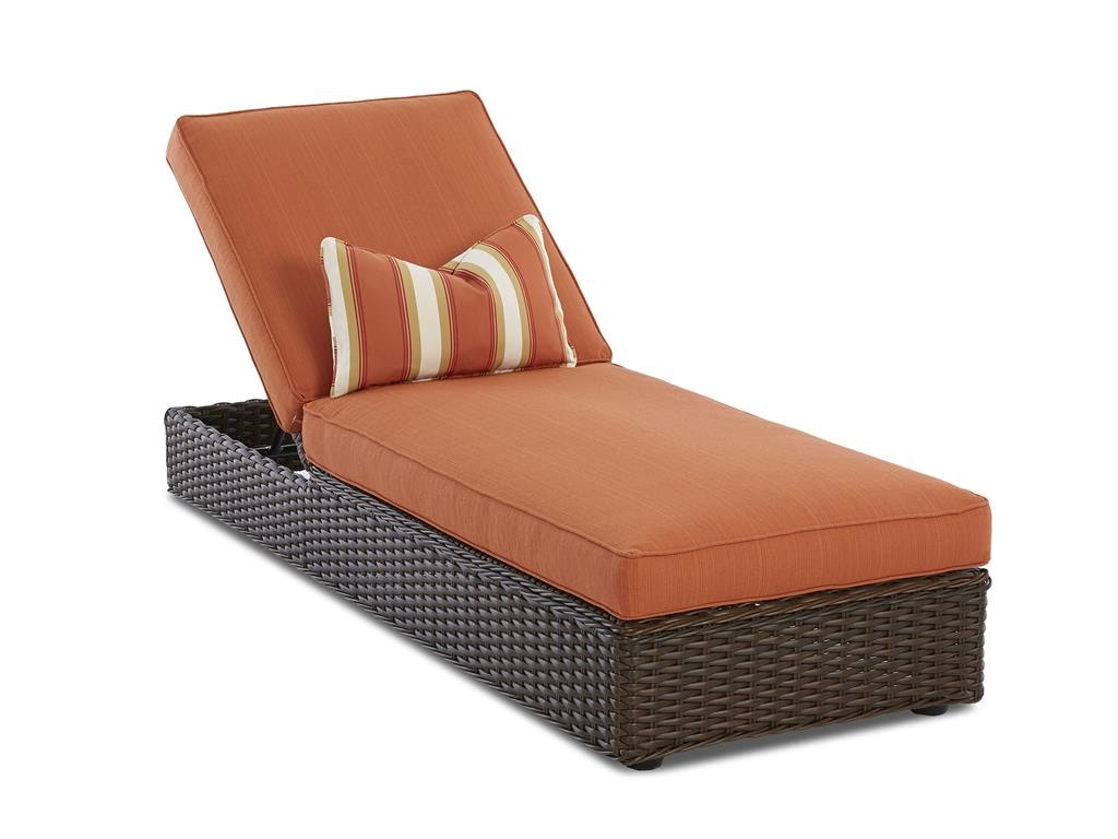 Klaussner Outdoor Laurel Chaise W1000 CH