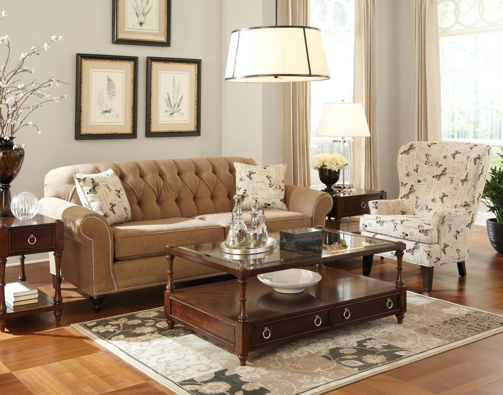 England Living Room Stacy Sofa 055846 - Furniture Fair - Cincinnati ...