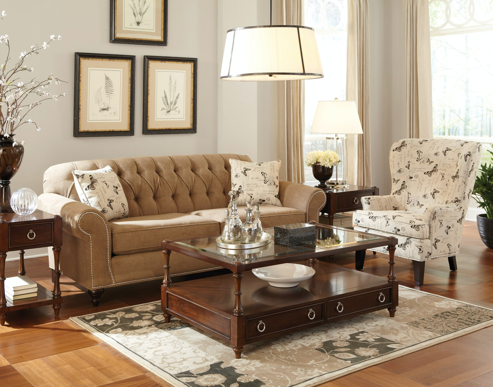 England Living Room Stacy Sofa 055846 Furniture Fair Cincinnati Dayton Oh And Northern Ky