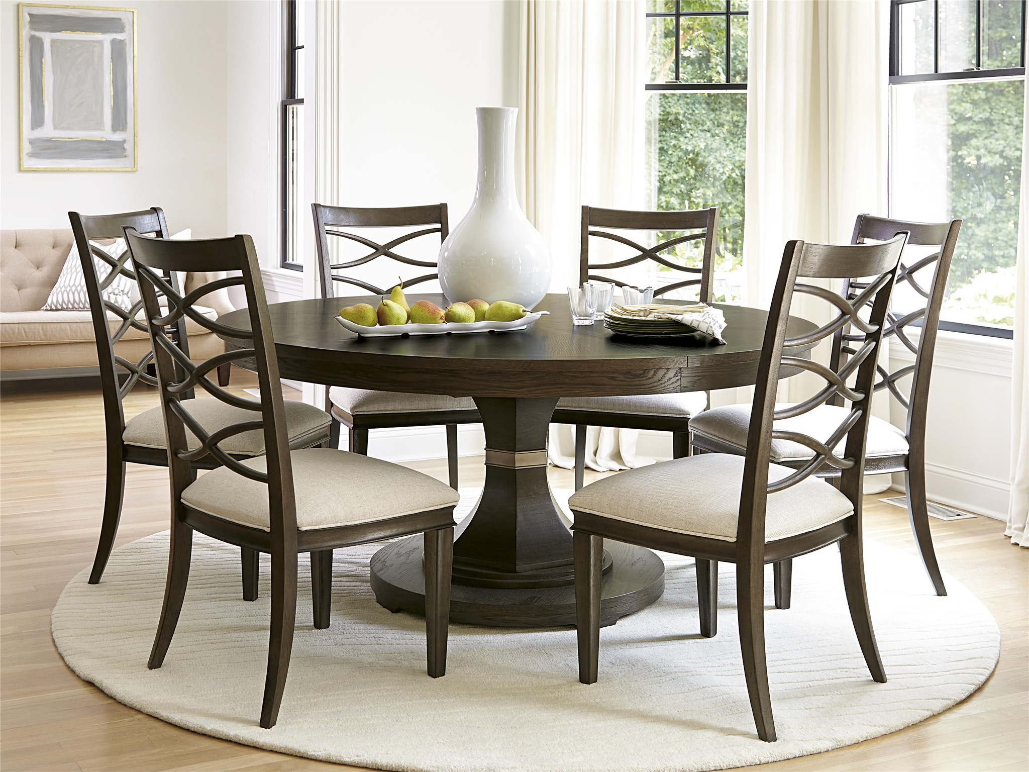 Universal Furniture Dining Room Complete Round Dining  : 475drrs09657634 from www.finessehomeliving.com size 1024 x 768 jpeg 111kB