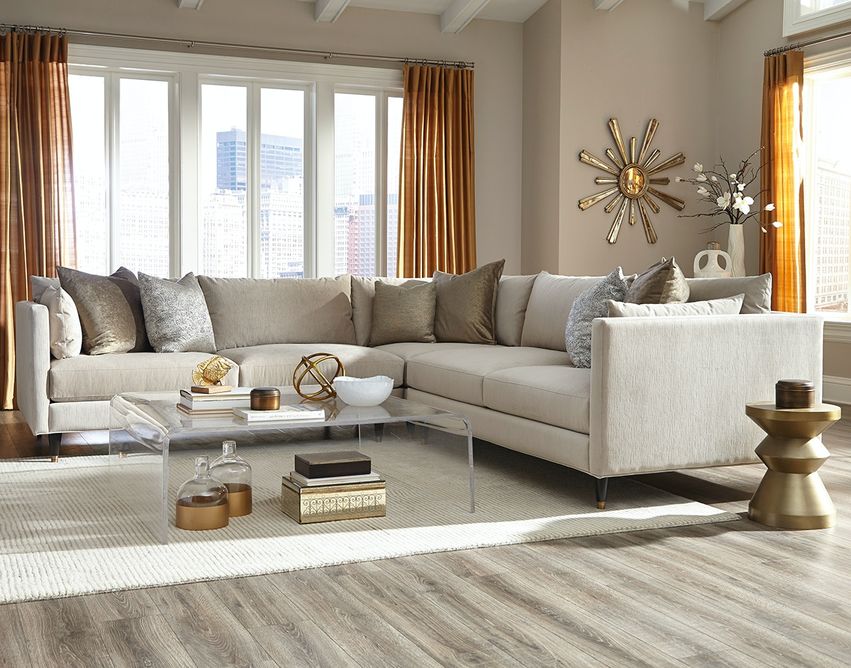 Pia 3 Piece Sectional KT:45229