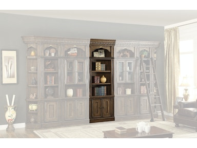 Aria Open-Top Curio Bookcase - 32 inch