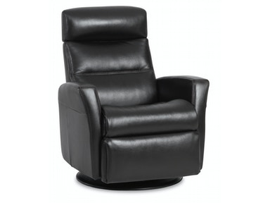 Divani Leather Manual Recliner