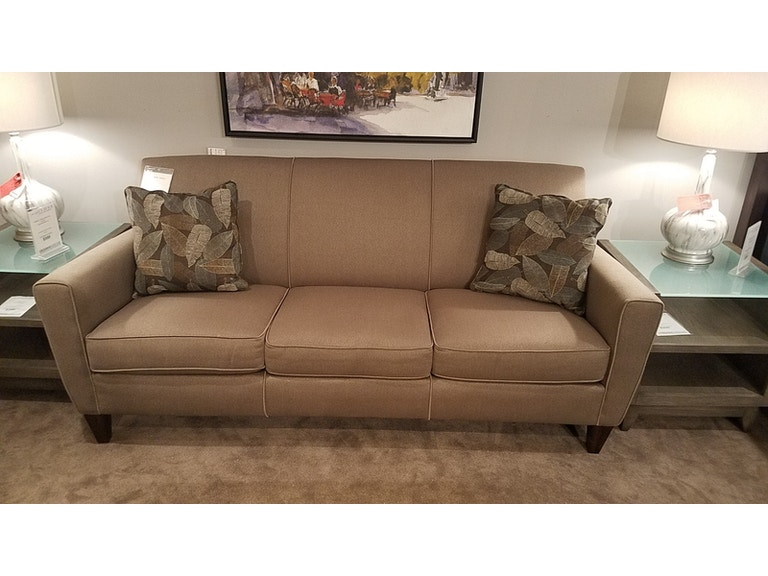 Super Flexsteel Living Room Digby Three Cushion Sofa 5966 31 Gmtry Best Dining Table And Chair Ideas Images Gmtryco