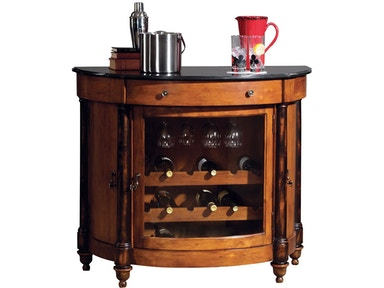 Howard Miller Merlot Valley Wine Cabinet/Bar 695016