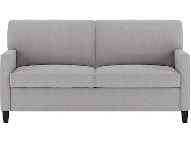American Leather Two Cushion Comfort Sleeper Sofa Cnl So2 Qs