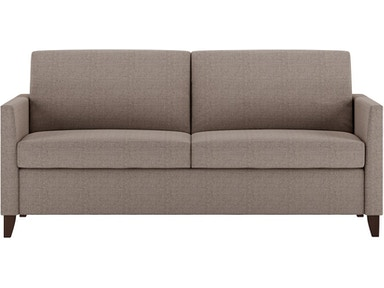 American Leather Two Cushion Comfort Sleeper Sofa Hrs So2 Qs