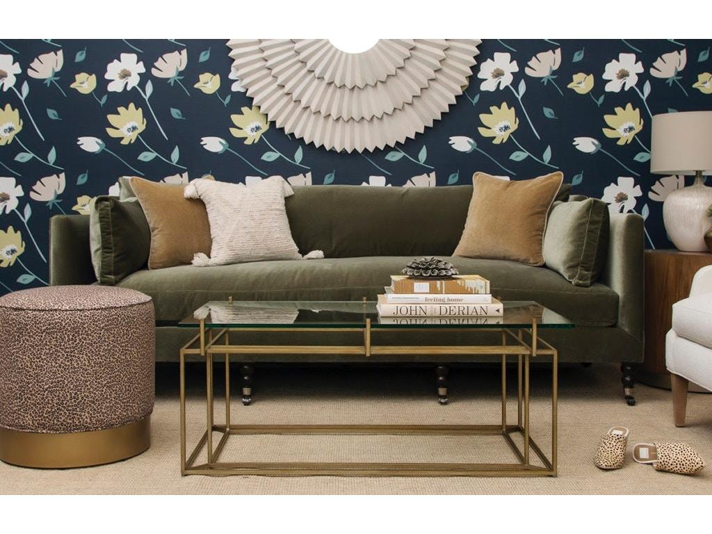 Robin Bruce Living Room Bench Seat Sofa MADELINE-10 - Grossman