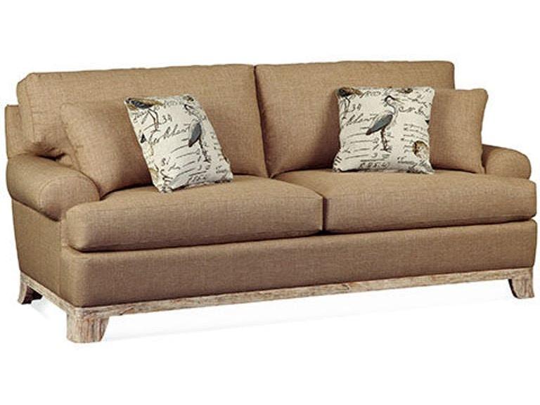 Braxton culler living room cimarron sofa 2930 011 matter - Living room furniture fort myers fl ...