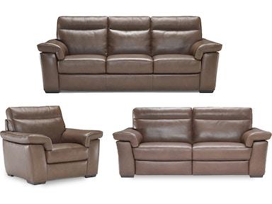 Living room natuzzi editions b757 sofa b757 064 matter - Living room furniture fort myers fl ...