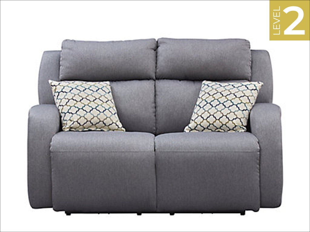Southern Motion Living Room Double Reclining Loveseat 864