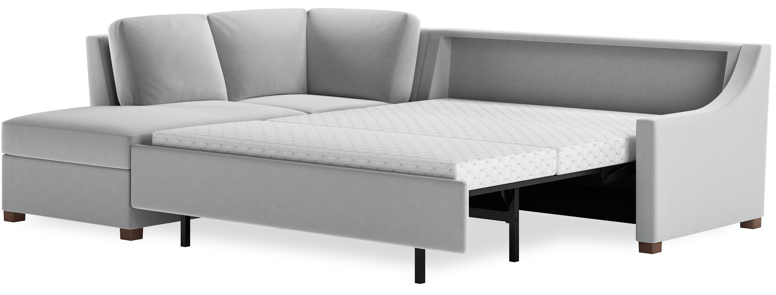 american leather living room perry comfort sleeper sofa pry so3 ks rh mountaincomfort com comfy leather sleeper sofa Oversized Comfy Sofa