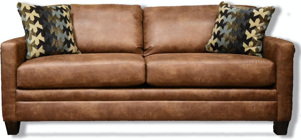 Flexsteel Living Room Fabric Queen Sleeper 5552 44