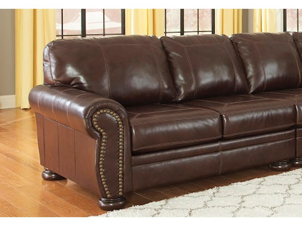 Signature Design By Ashley Living Room Raf Sofa 5040467 Robinson 39 S Furniture Oxford Pa