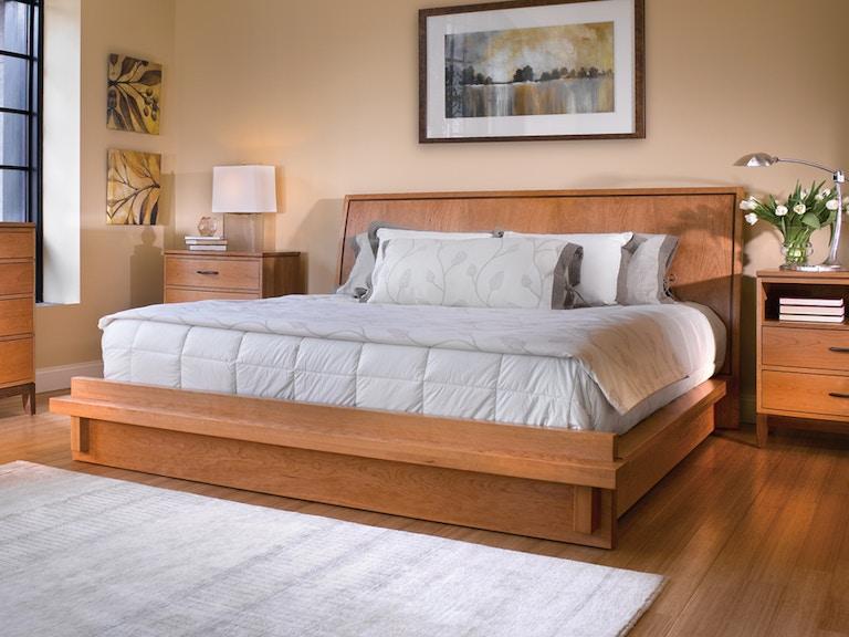 Stickley Bedroom Tribeca Platform Bed 7626 Q Toms Price