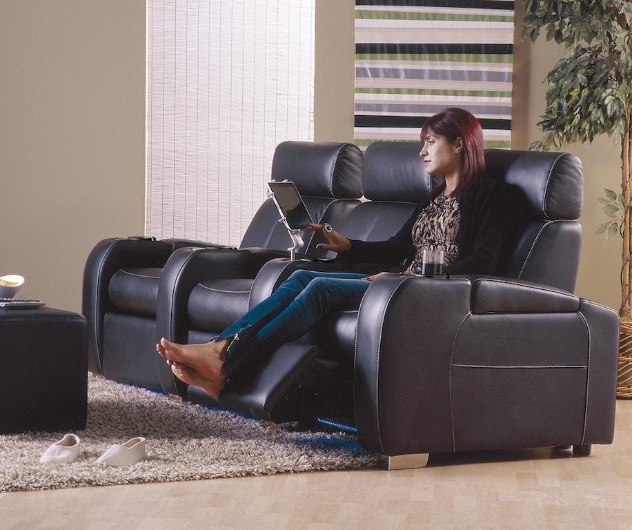 palliser furniture home entertainment lemans home theater seating