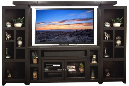 Legends Furniture Home Entertainment Entertainment Wall Skyline 083148P    Naturwood Home Furnishings   Sacramento, CA