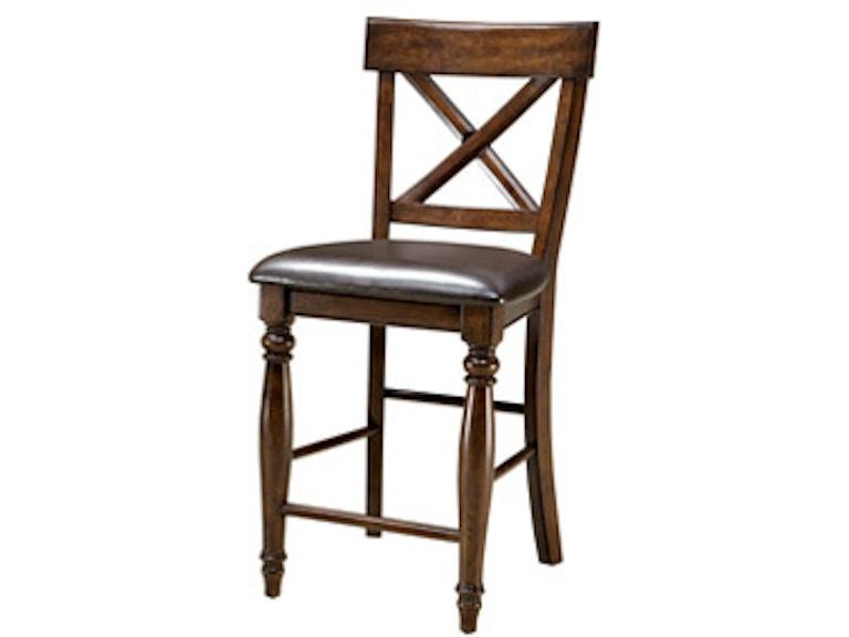 Terrific Kingston X Back Counter Stool Creativecarmelina Interior Chair Design Creativecarmelinacom