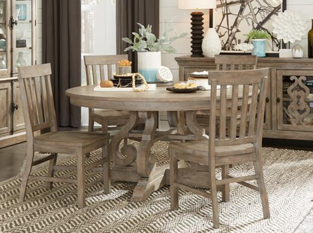 Magnussen Home Tinley Park Dining Table Is Available In The Sacramento Ca Area From Naturwood