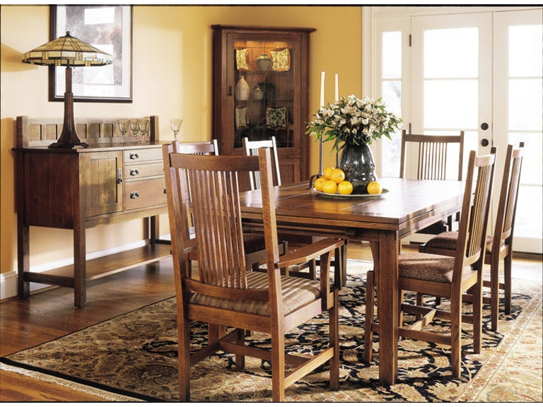 Stunning Stickley Dining Room Gallery - Best idea home design ...