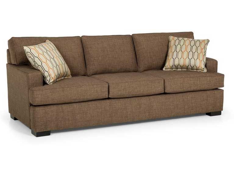 Stanton Furniture 3 Cushion Sofa 14601 In Portland Oregon