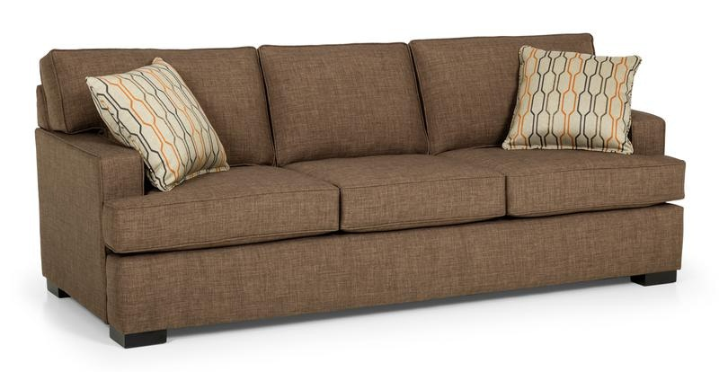 Good Stanton Furniture 3 Cushion Sofa 14601