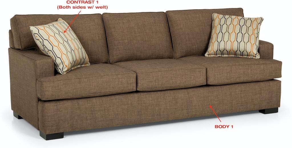 Stanton Furniture Sofa 14601 In Portland Oregon