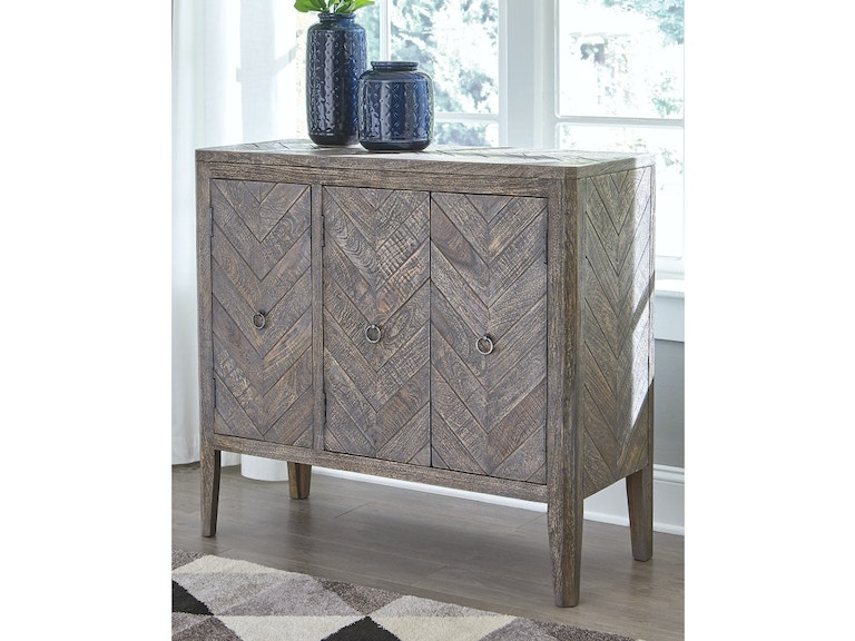 Ashley Boyerville Accent Cabinet A4000060 Portland Or Key Home