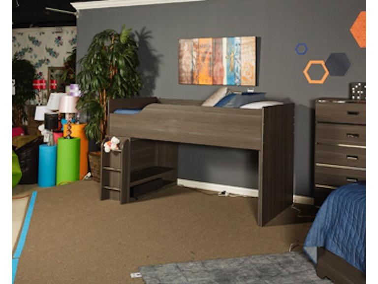 Ashley Annikus Twin Loft Bed B132 68t