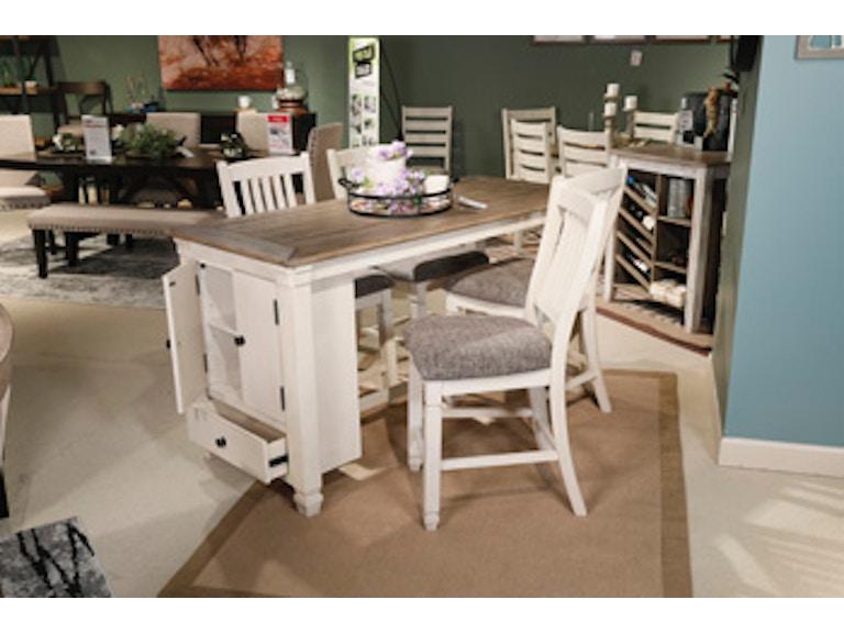 Tremendous Bolanburg Counter Height Bar Stool Qty 2 Machost Co Dining Chair Design Ideas Machostcouk