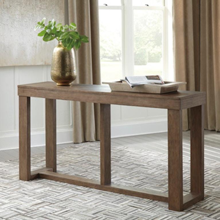 Ashley Cariton Sofa Console Table T471
