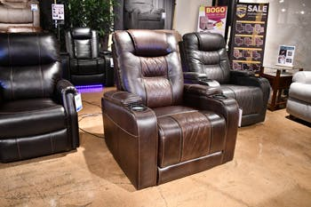 Picture of: Ashley Composer Power Recliner 2150713 Portland Or Key Home Furnishings