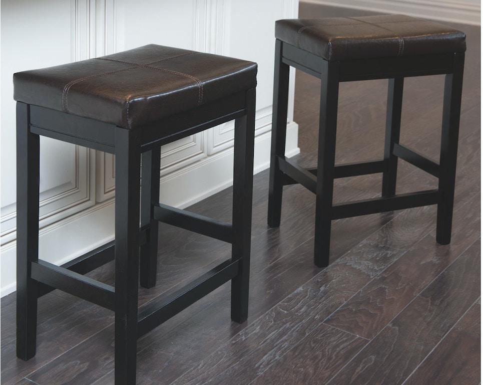 Wondrous Kimonte Counter Height Bar Stool Qty 2 Ncnpc Chair Design For Home Ncnpcorg