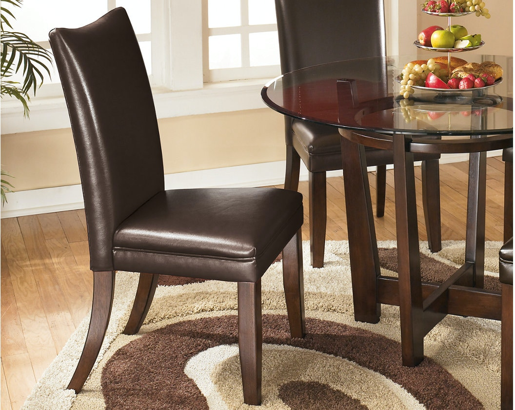 Ashley Charrell Dining UPH Side Chair (QTY 2) D357-01