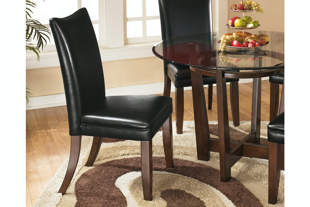 Ashley Charrell Dining UPH Side Chair (QTY 2) D357 04