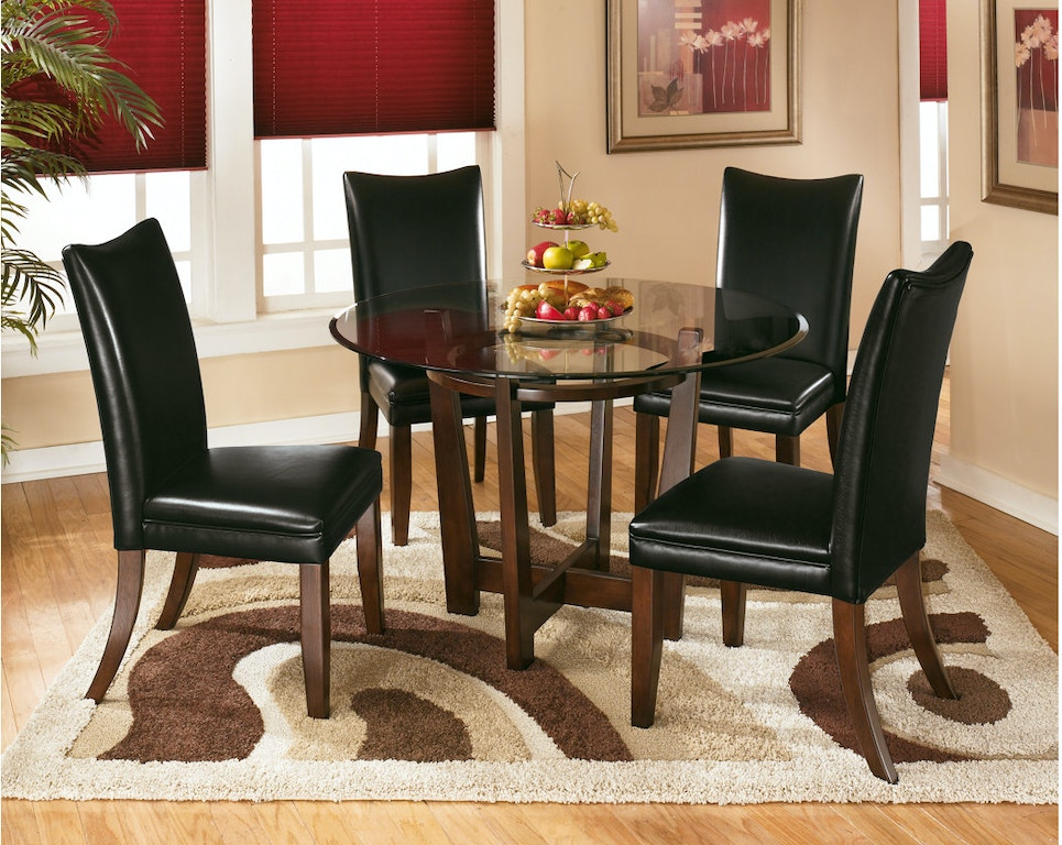 Ashley Charrell Dining UPH Side Chair (QTY 2) D357-04 - Portland, OR ...