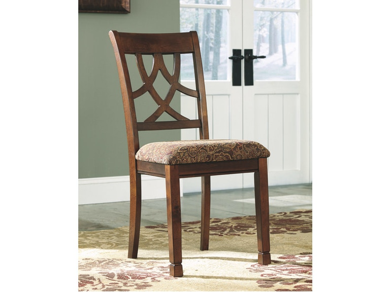 Dining Room Side Chairs Elegant Seating: Ashley Leahlyn Dining UPH Side Chair (QTY 2) D436-01
