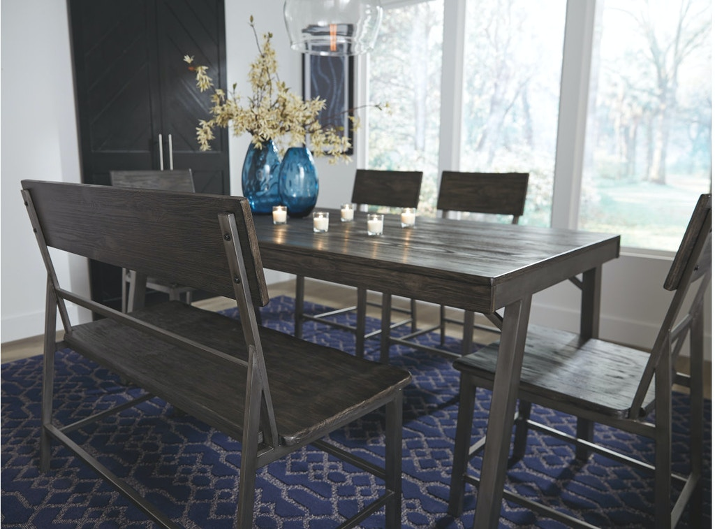 Ashley Double Dining Chair D467 08 In Portland Oregon