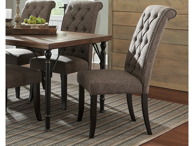 Ashley Tripton Dining Uph Side Chair Qty 2 D530 02