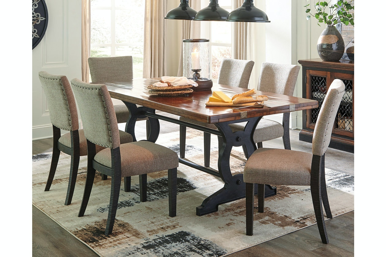 Ashley Rectangular Dining Room Table D709 25 In Portland, Oregon