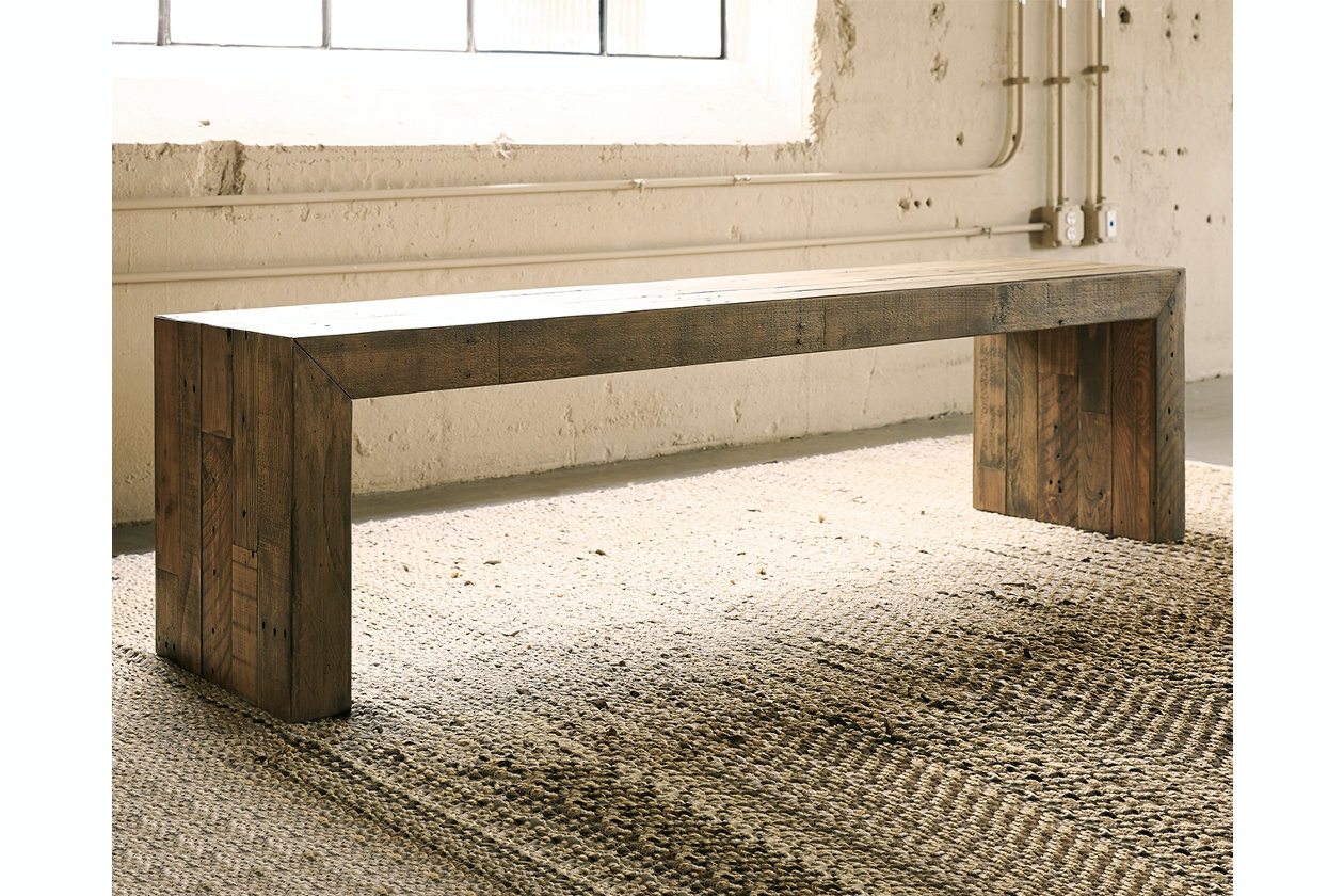 Ashley Large Dining Room Bench D775 09