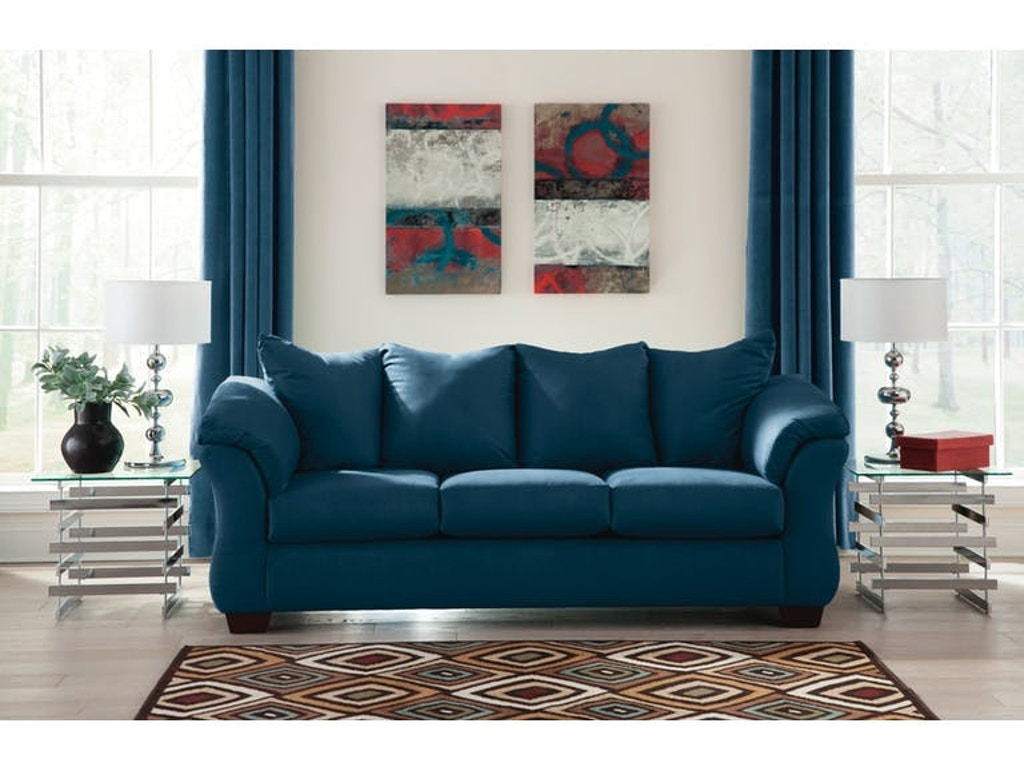 Ashley darcy sofa 7500738 portland or key home for Sofa by design lake oswego