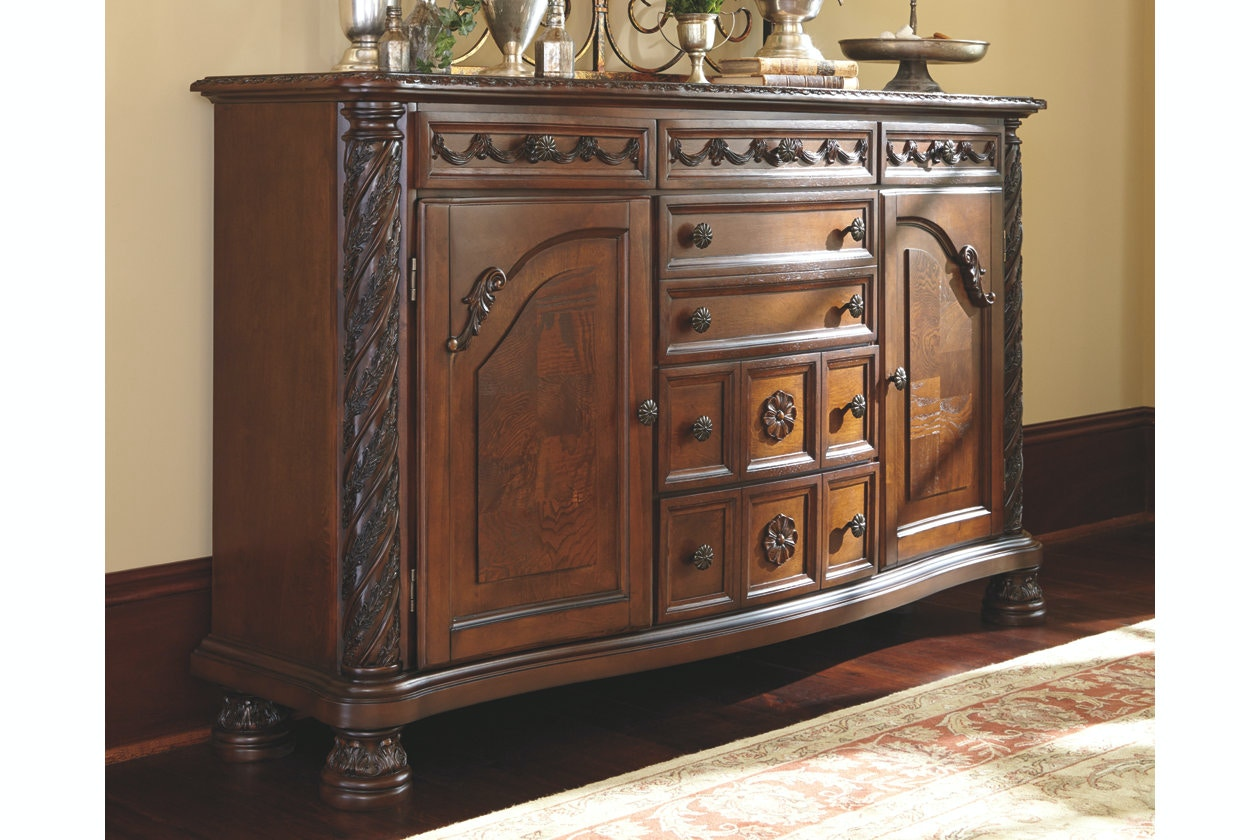 Ashley Dining Room Server D553 60 In Portland, Oregon