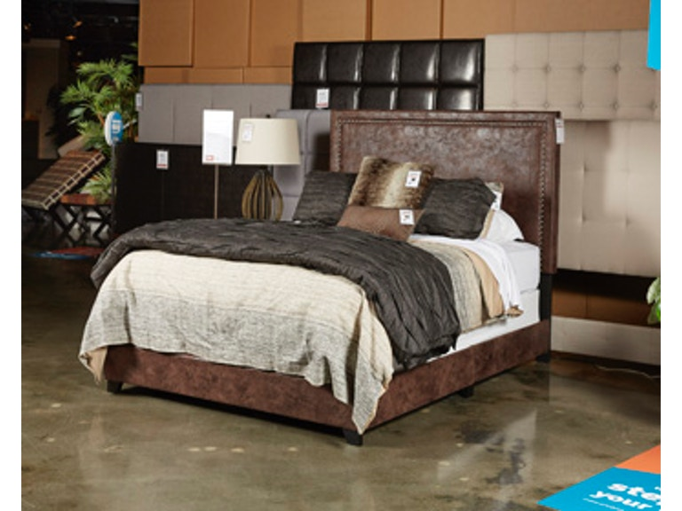 Ashley Dolante Queen Upholstered Bed B130 281 Portland
