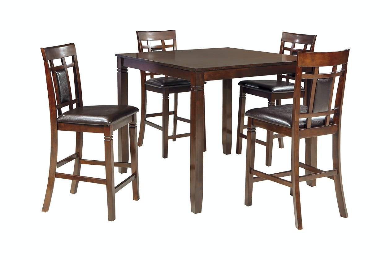 Ashley DRM Counter Table Set (5/CN) D384 223 In Portland,