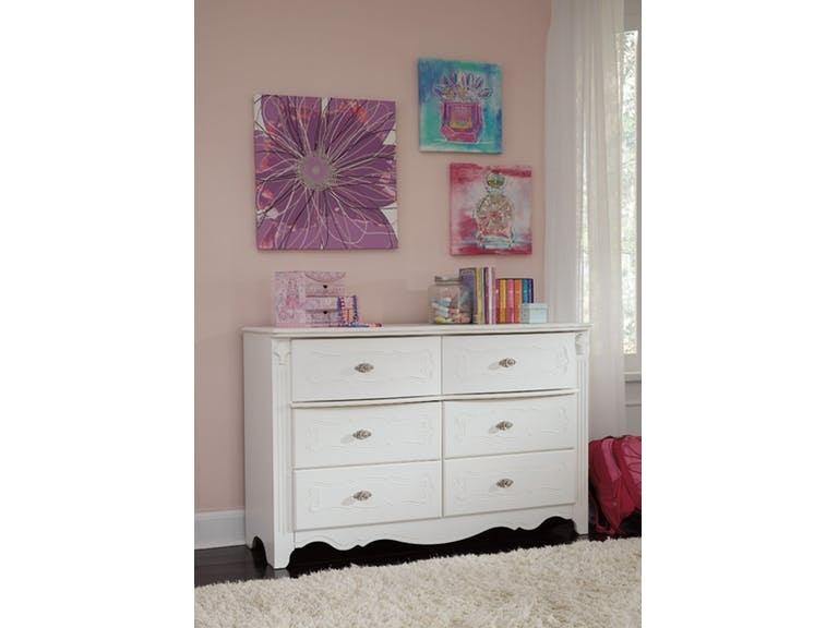 Ashley Exquisite Dresser B188 21 Portland Or Key Home